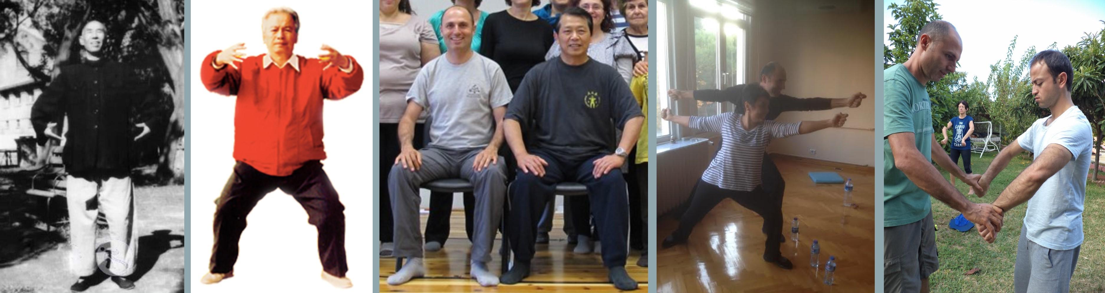 Wang Xiang Zhai, Yu Yong Nian, Lam Kam Chuen, Tarık Tekman, Sevim Savaşçı ve Özgür Ç. Çelik