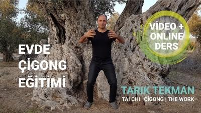 Evde Çigong Eğitimi - Ağaç Duruşlarıyla Canlan videoları