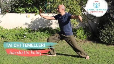 Tai Chi Temelleri - hareketle buluş. Online Tai Chi eğitimi